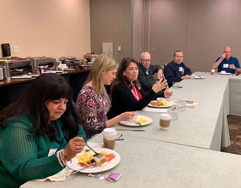 IOMS-Past-Presidents-Breakfast
