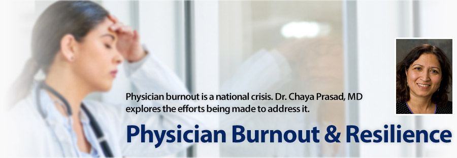Physician Burnout and Resilience Webinar